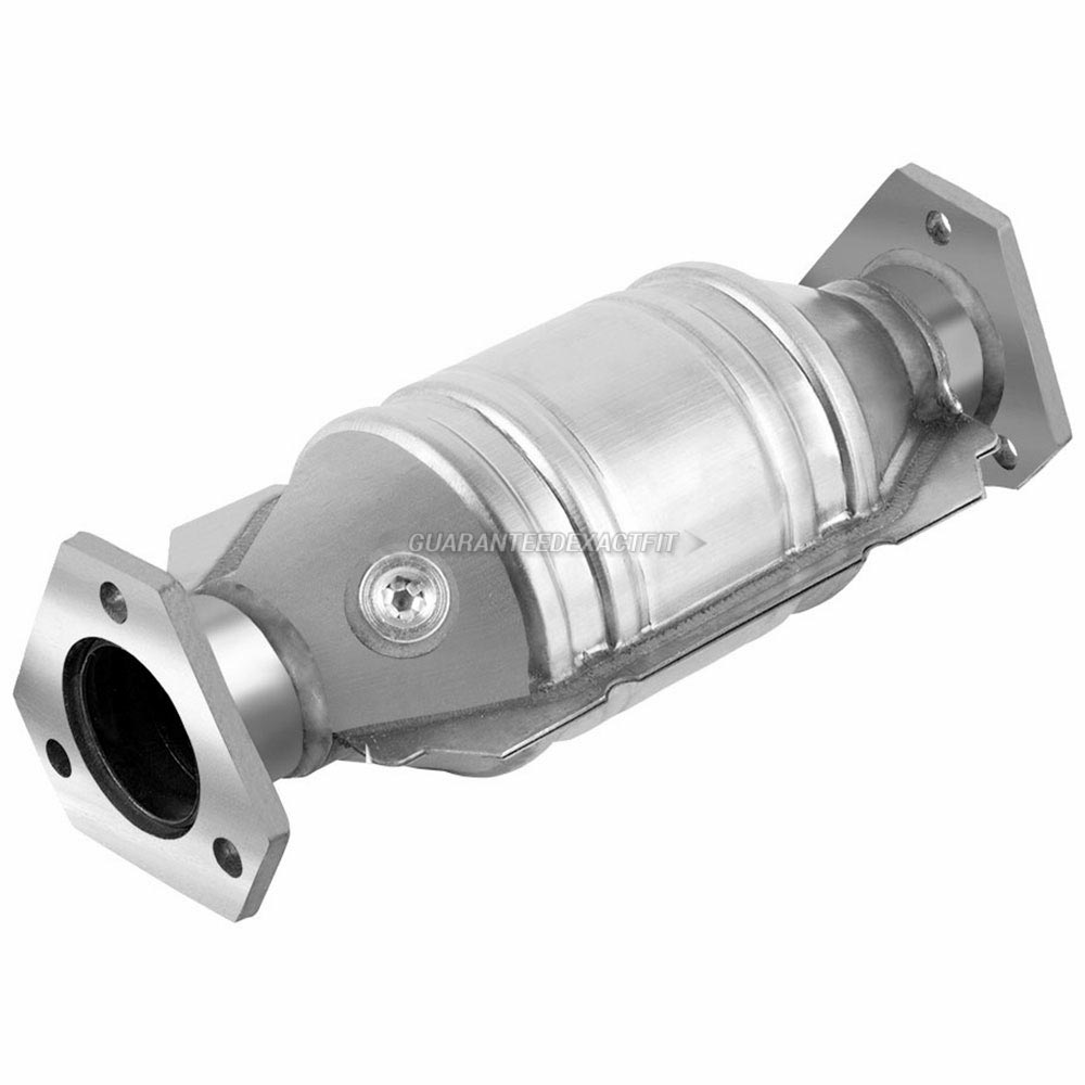 Audi 5000                           Catalytic ConverterCatalytic Converter
