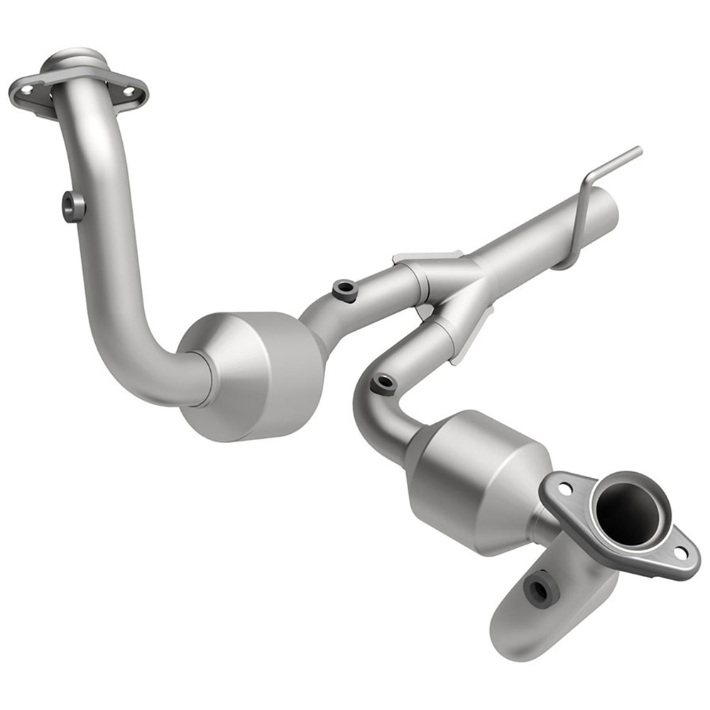Jeep Grand Cherokee                 Catalytic ConverterCatalytic Converter
