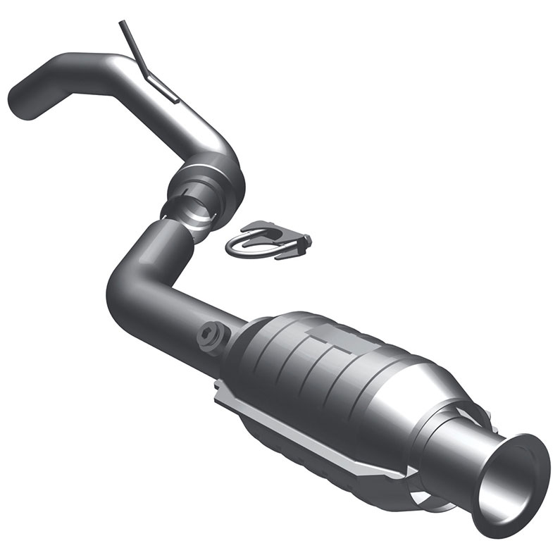 Chrysler 300M                           Catalytic ConverterCatalytic Converter