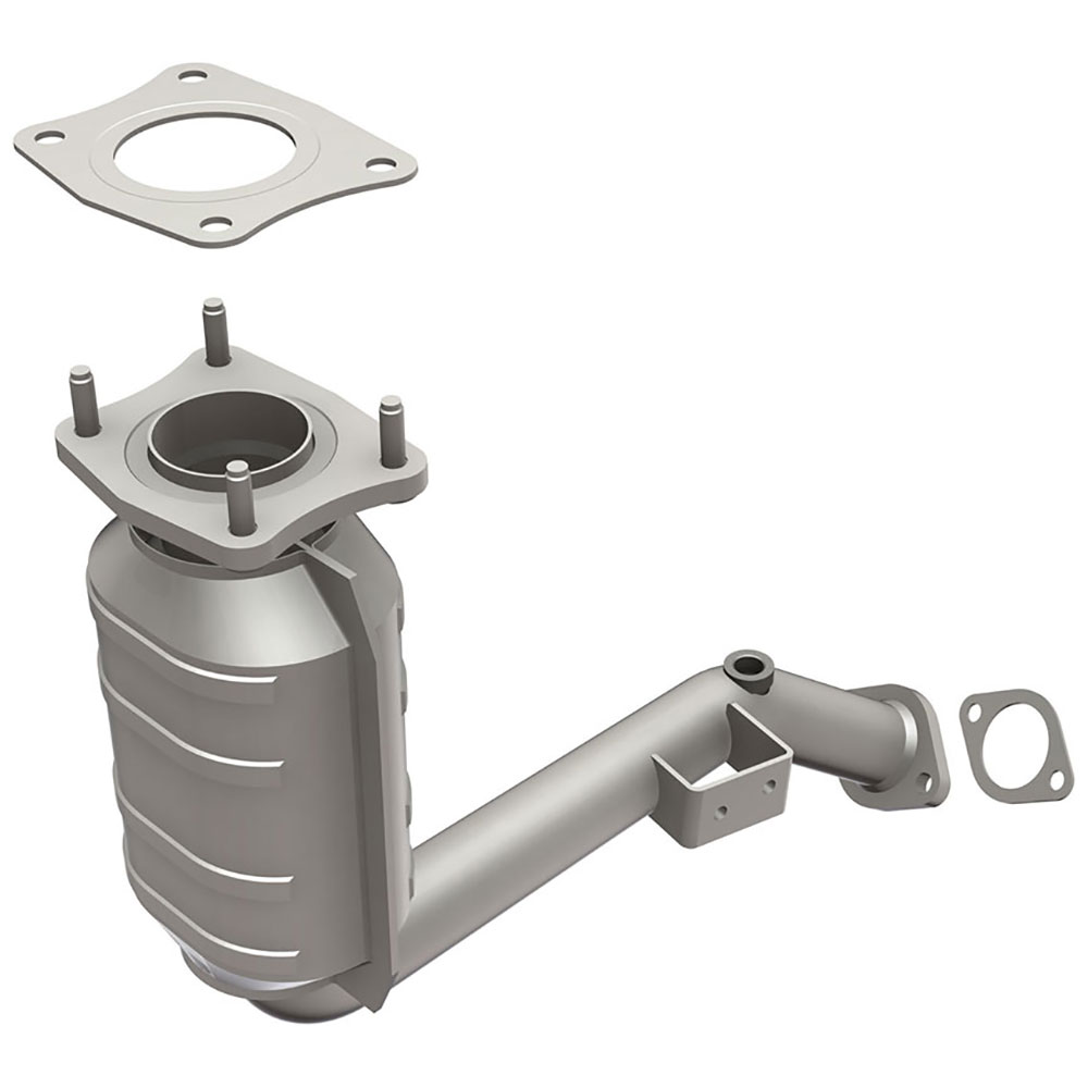 Ford Escort                         Catalytic ConverterCatalytic Converter