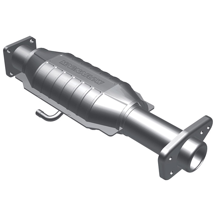 Oldsmobile Cutlass Salon                  Catalytic Converter
