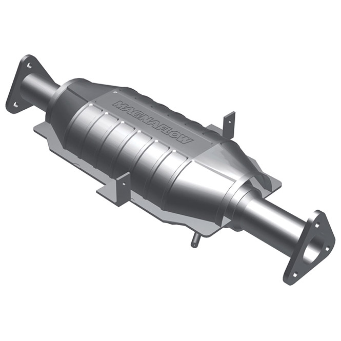 Fiat 128                            Catalytic ConverterCatalytic Converter