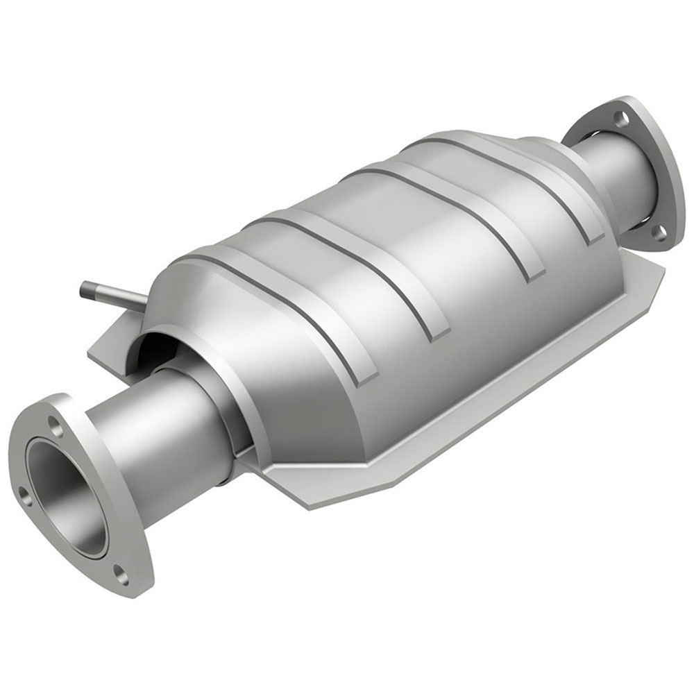 Alfa_Romeo Spider                         Catalytic ConverterCatalytic Converter