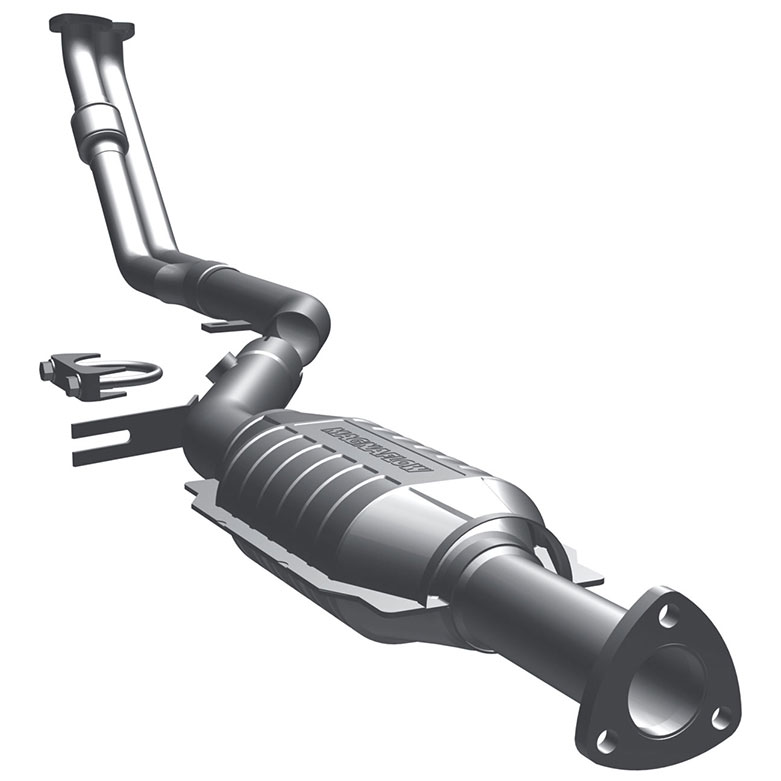 BMW 528                            Catalytic ConverterCatalytic Converter