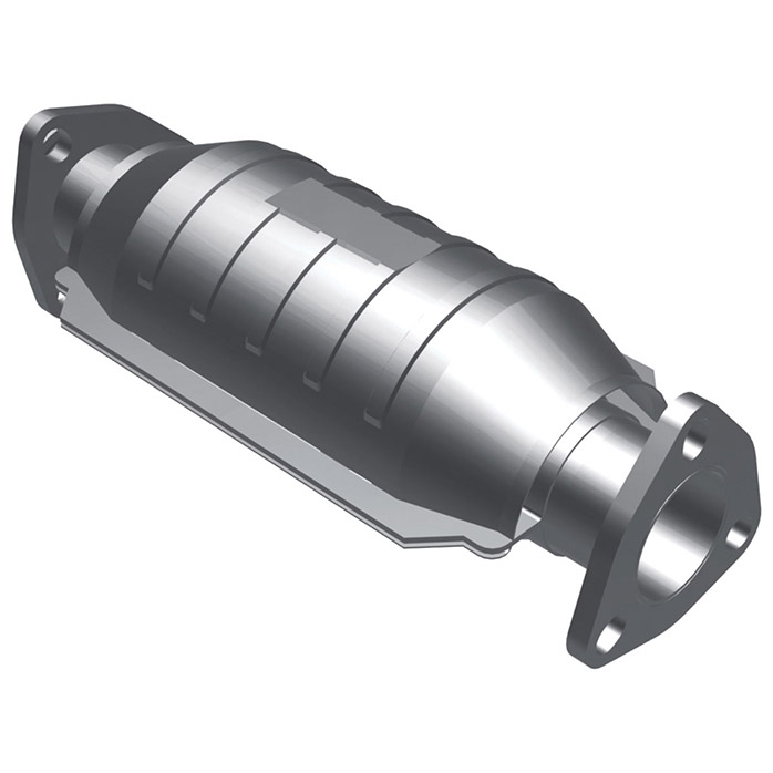 Renault Fuego                          Catalytic Converter