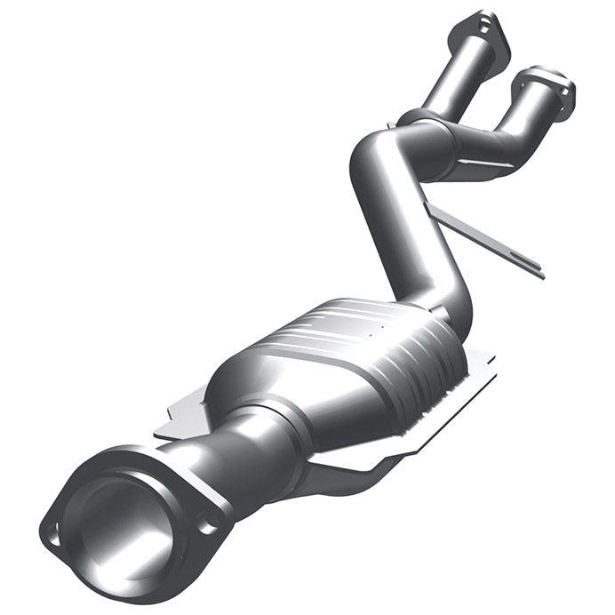 BMW 740                            Catalytic ConverterCatalytic Converter