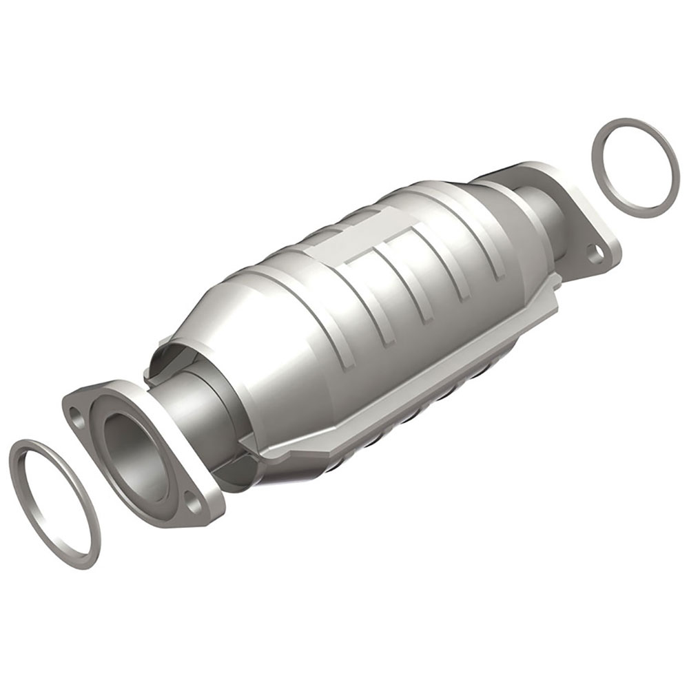 Toyota Tercel                         Catalytic Converter