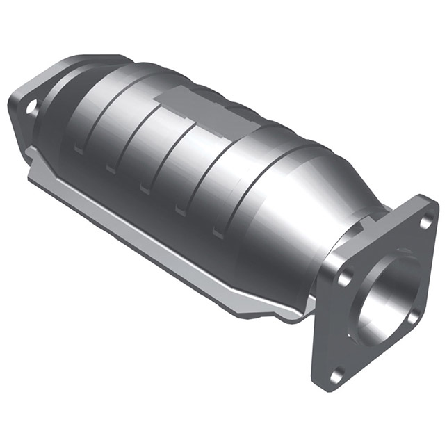 Volvo 760                            Catalytic ConverterCatalytic Converter