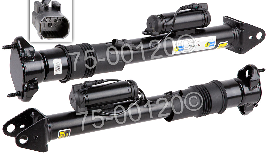 Mercedes_Benz GL550                          Shock AbsorberShock Absorber