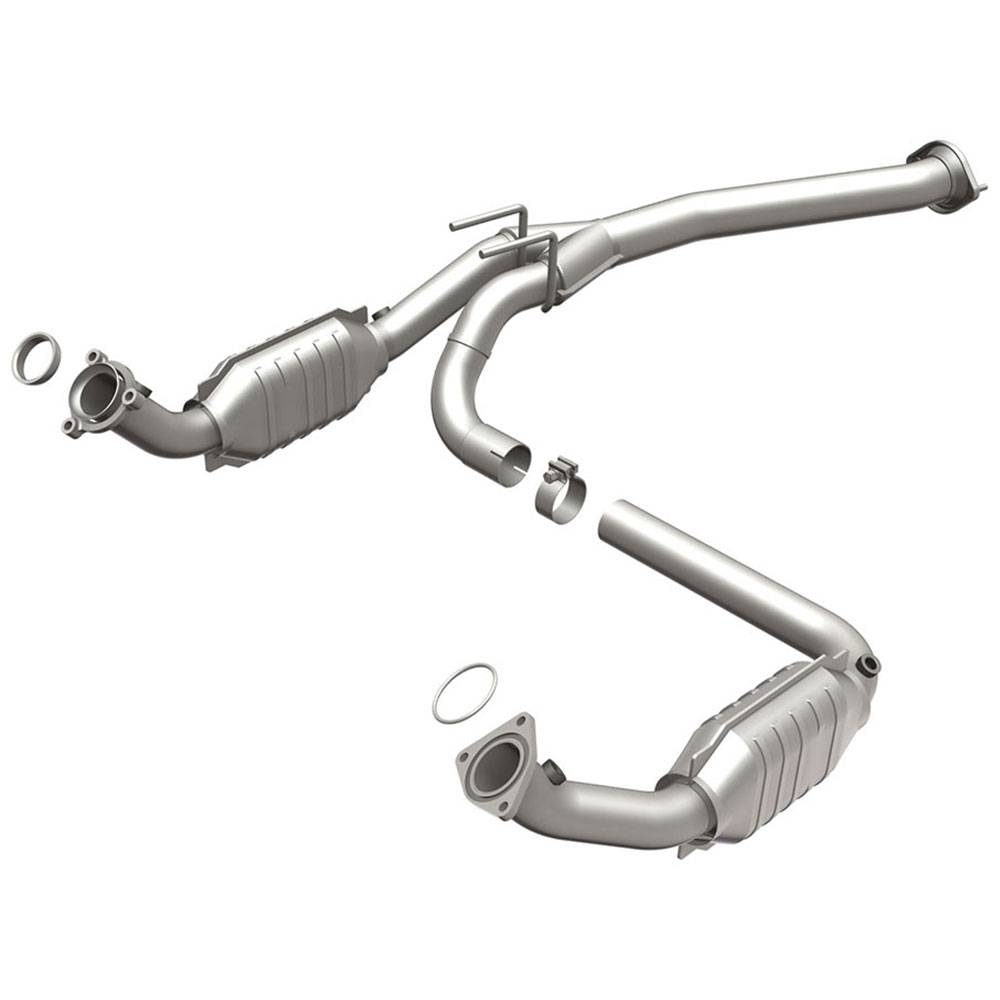 GMC Van                            Catalytic ConverterCatalytic Converter