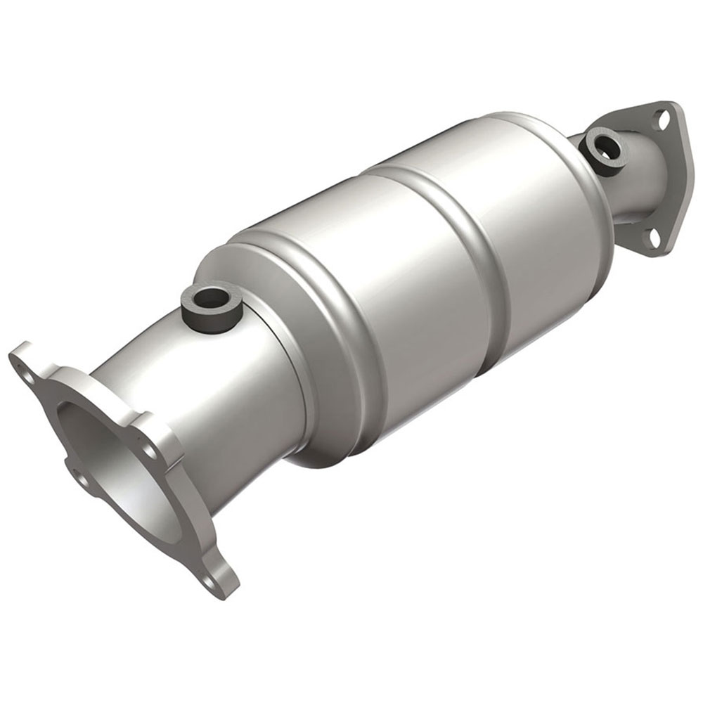 Audi A4                             Catalytic ConverterCatalytic Converter