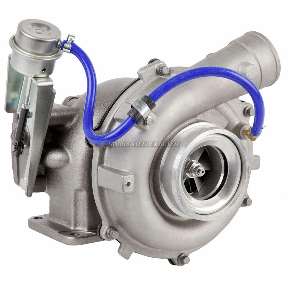 1990 International All Models Navistar DT466E Engine with Garrett Number 466743-5040 Turbocharger
