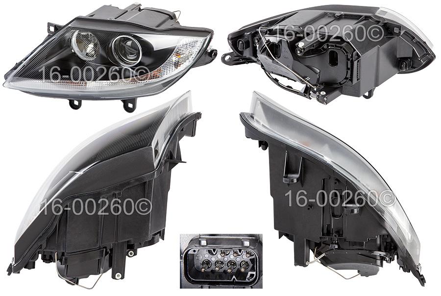 BMW Z4                             Headlight Assembly