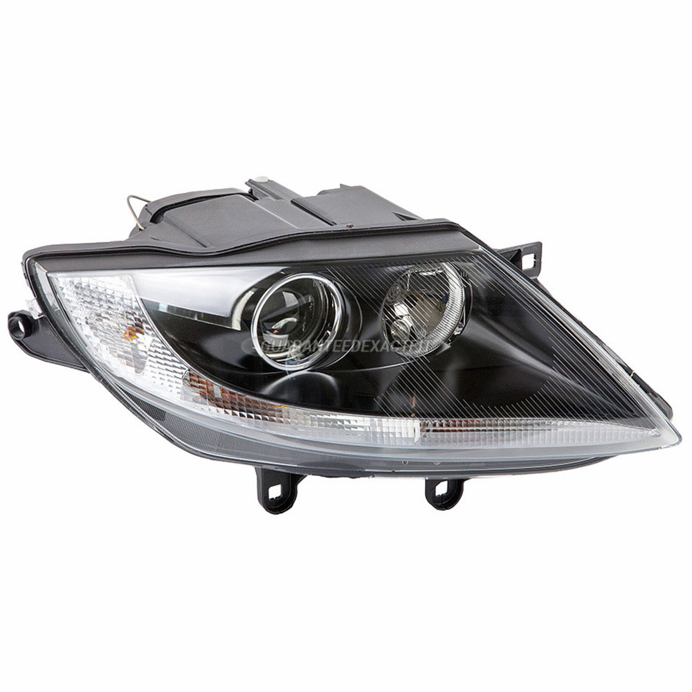 New Genuine Oem Hella Right Side Headlight Assembly Fits