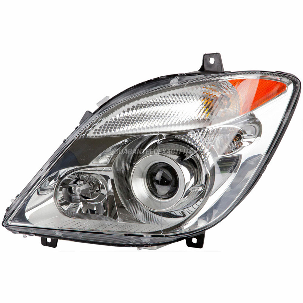 Dodge Sprinter Van                   Headlight AssemblyHeadlight Assembly