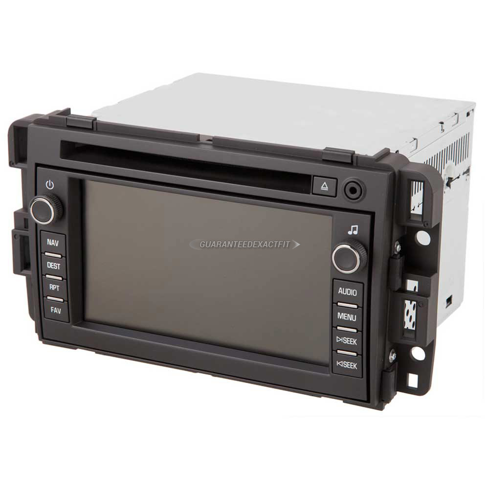 GMC Yukon                          Navigation UnitNavigation Unit