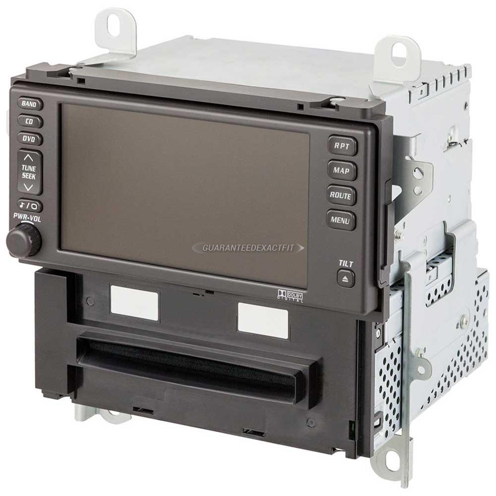Cadillac XLR                            Navigation UnitNavigation Unit