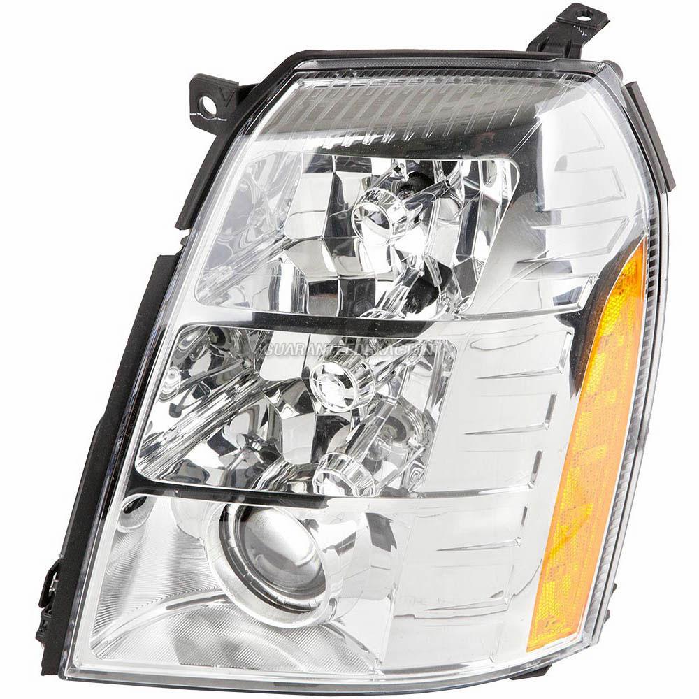2008 Cadillac Escalade Headlight Assembly From Carsteering