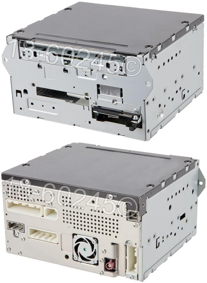Infiniti FX35                           Navigation Unit