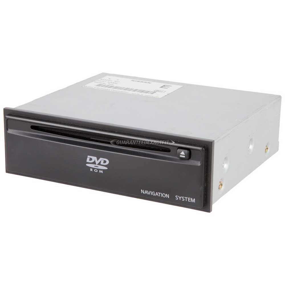 Infiniti G35                            DVD Navigation ModuleDVD Navigation Module
