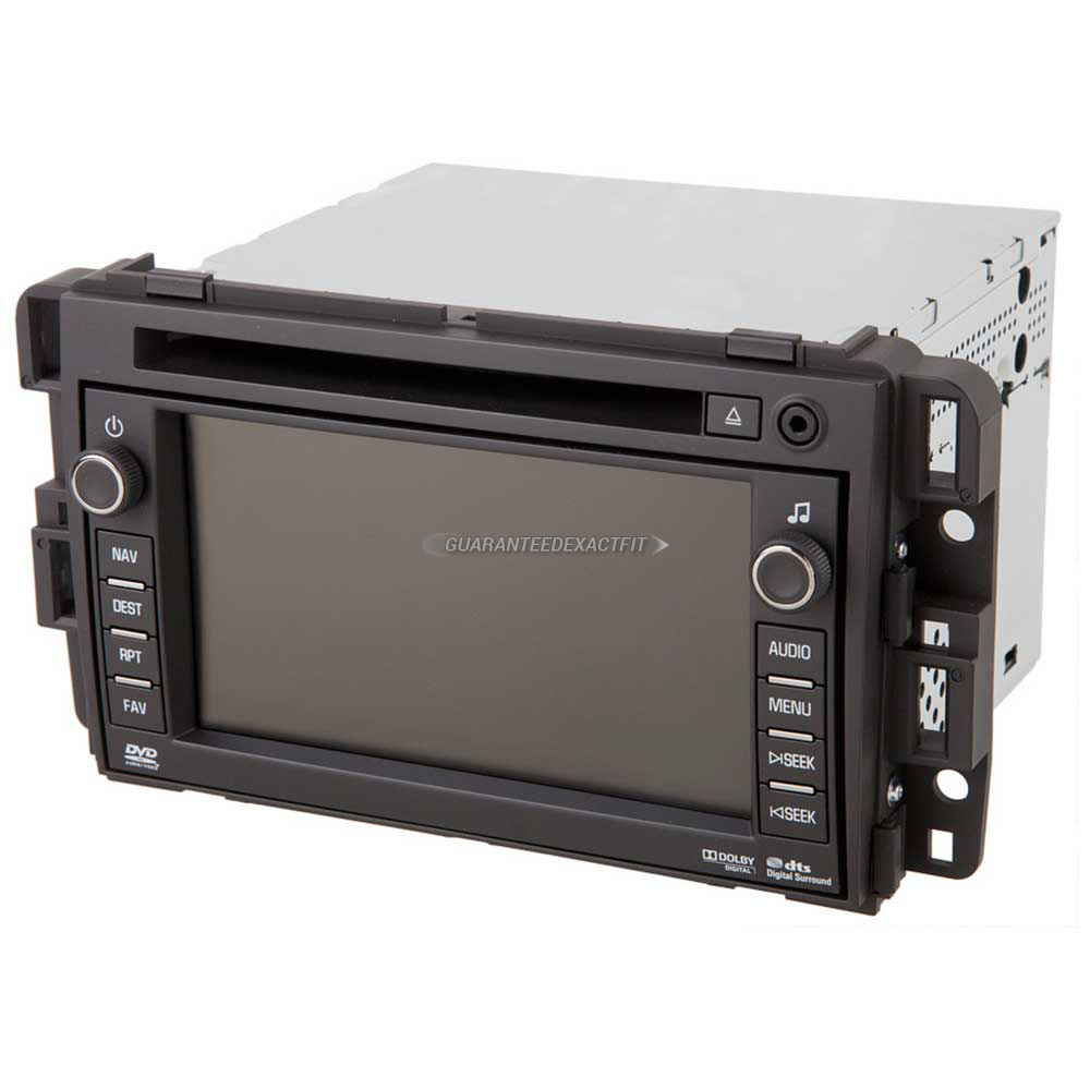 Chevrolet Tahoe                          Navigation UnitNavigation Unit