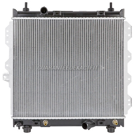 Chrysler PT Cruiser                     RadiatorRadiator