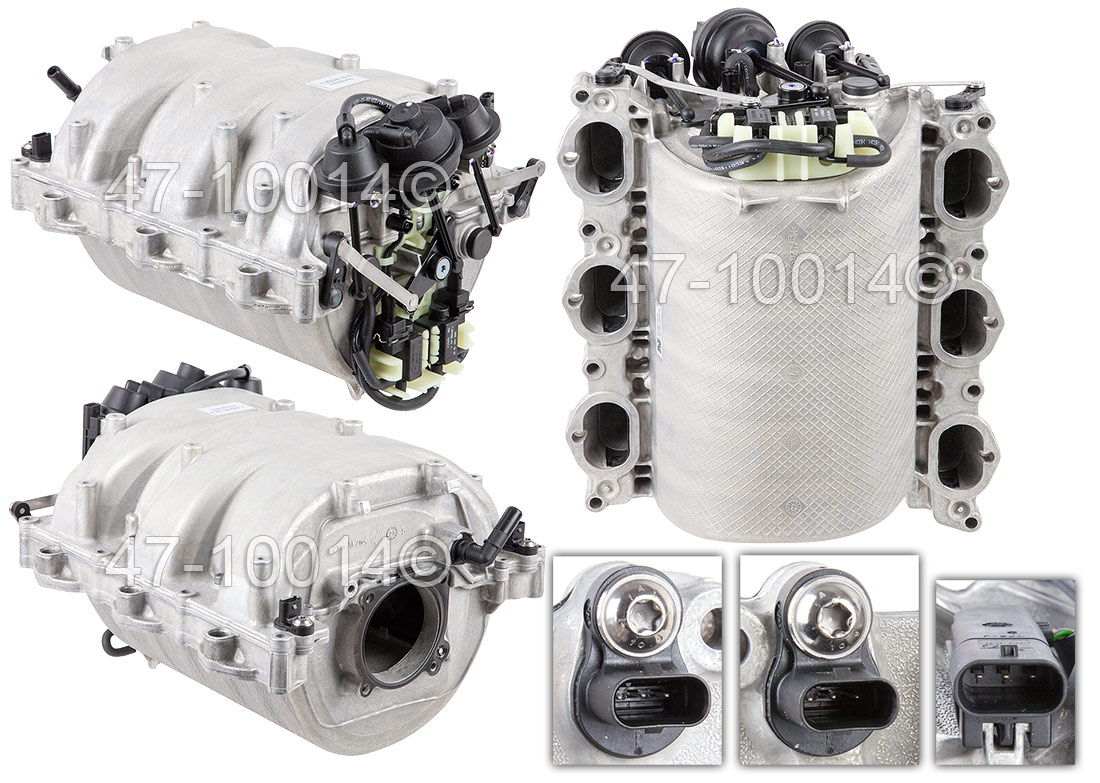 Mercedes_Benz ML430                          Intake ManifoldIntake Manifold