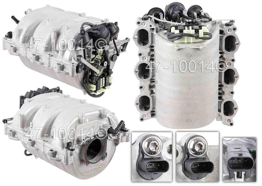 Mercedes_Benz E350                           Intake ManifoldIntake Manifold