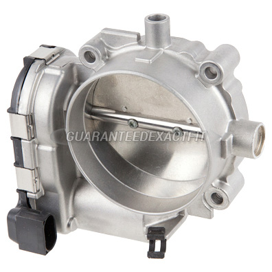 Mercedes_Benz S550                           Throttle BodyThrottle Body