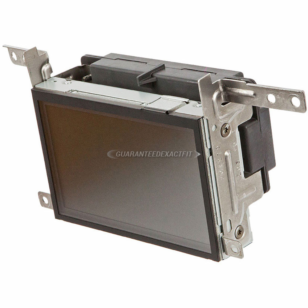 Nissan Pathfinder                     Center Module ScreenCenter Module Screen