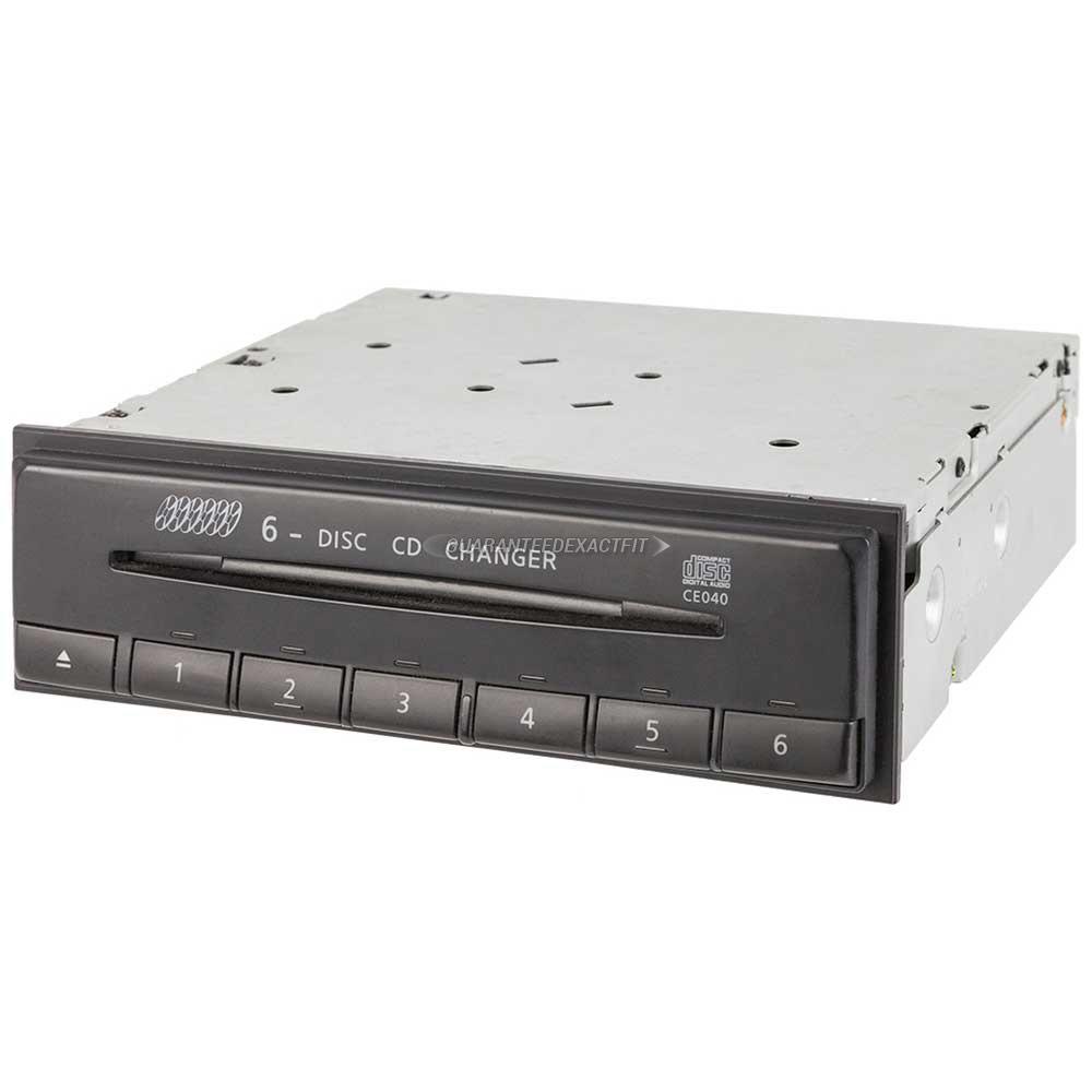 Nissan Sentra                         CD or DVD ChangerCD or DVD Changer