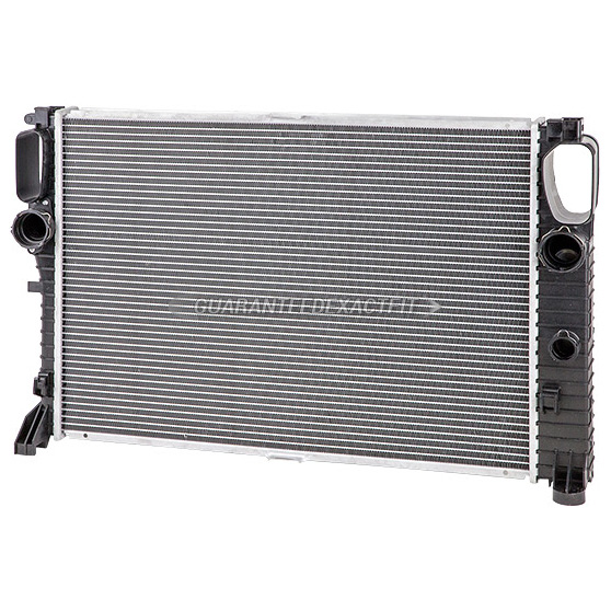 Mercedes_Benz E500                           RadiatorRadiator