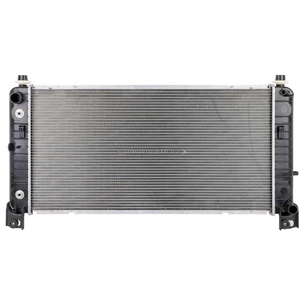 GMC Yukon                          RadiatorRadiator