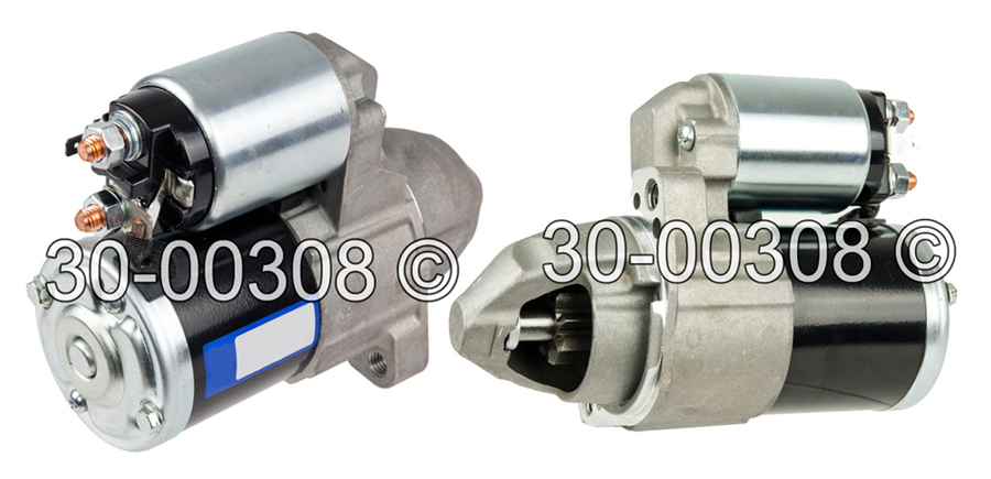 Jeep Patriot                        StarterStarter