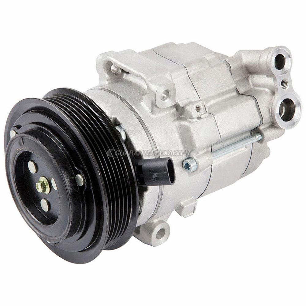 Chevrolet Sonic                          A/C CompressorA/C Compressor