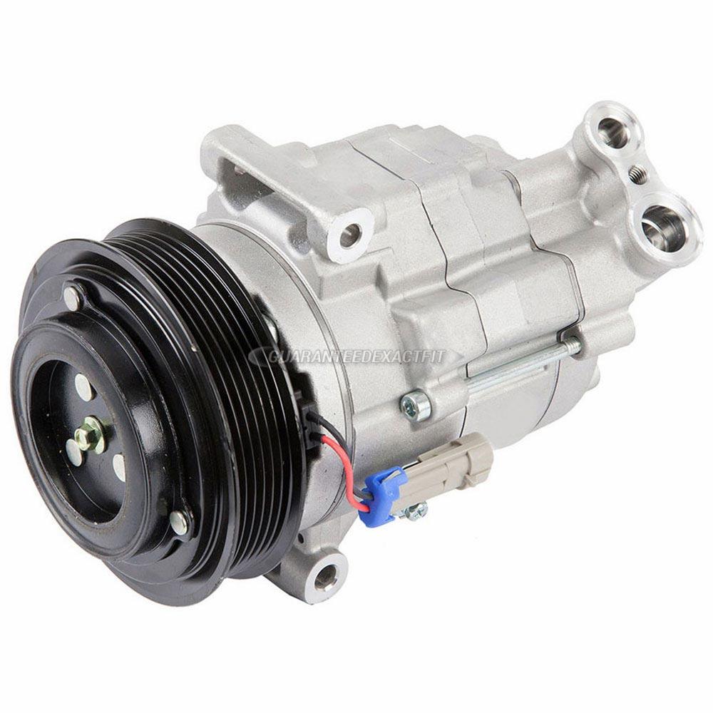 Chevrolet Sonic A/C Compressor