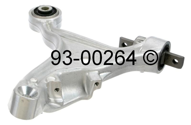 Volvo S80                            Control ArmControl Arm