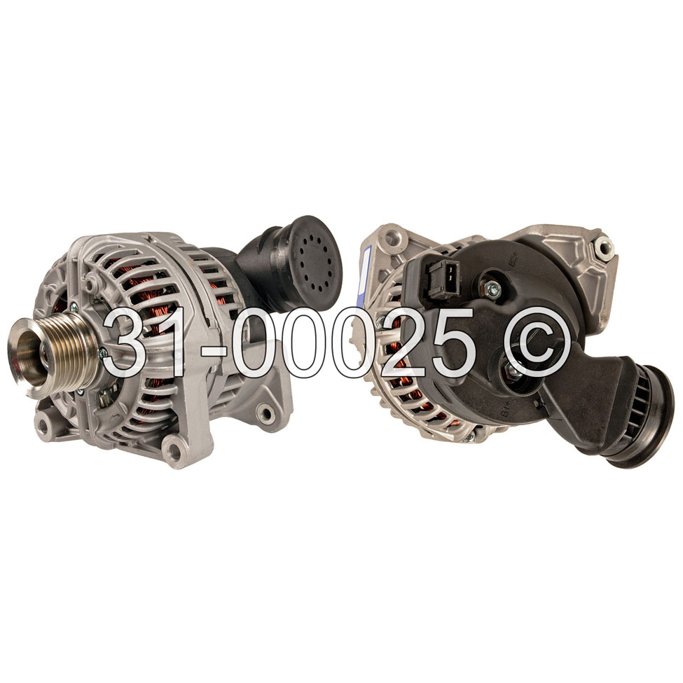 BMW 328Ci                          AlternatorAlternator