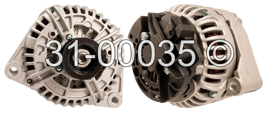Mercedes_Benz S350                           AlternatorAlternator
