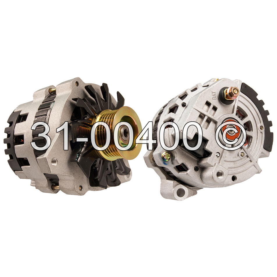 Chevrolet Blazer Full-Size               AlternatorAlternator