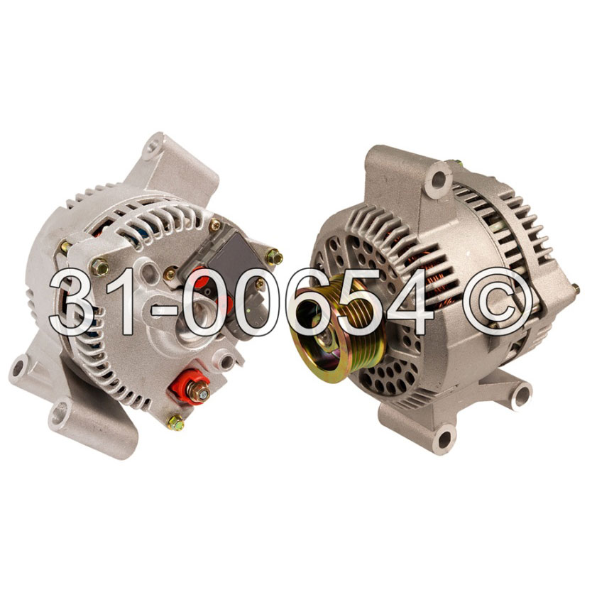Ford E Series Van                   AlternatorAlternator