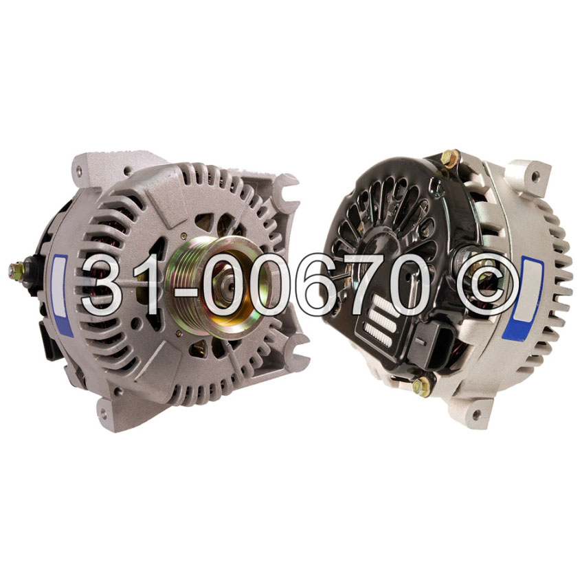 Ford Crown Victoria Alternator