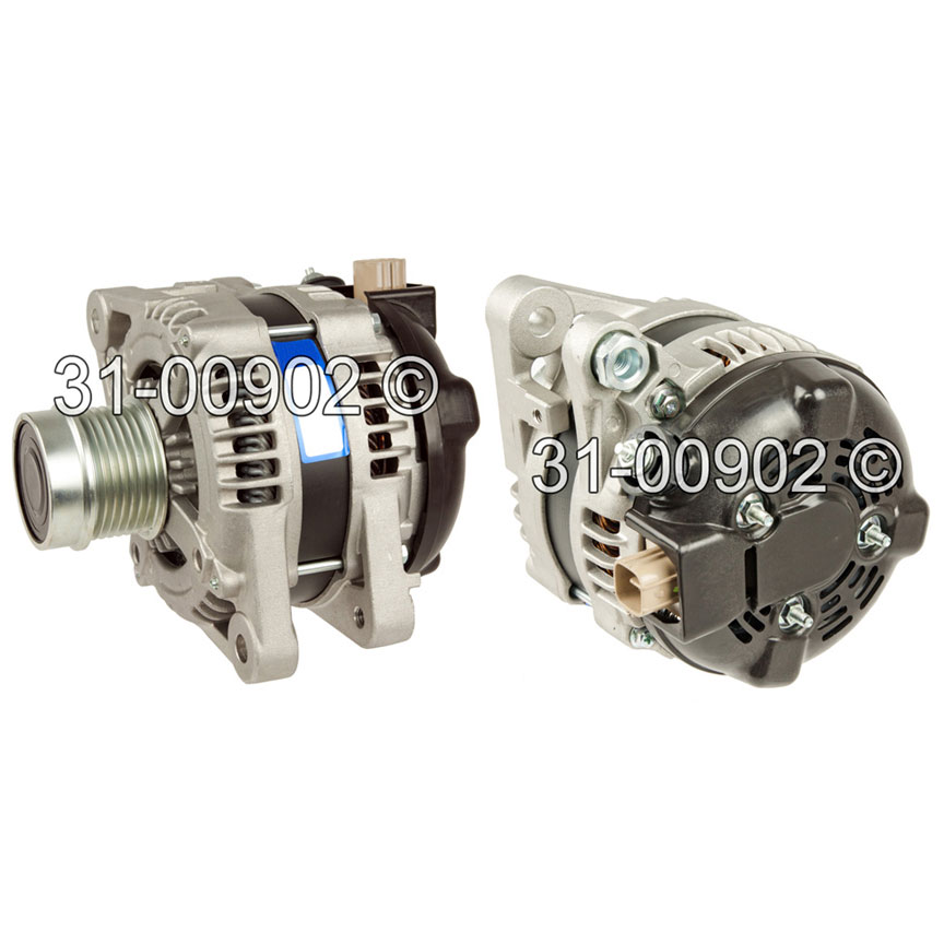 Toyota Venza                          AlternatorAlternator