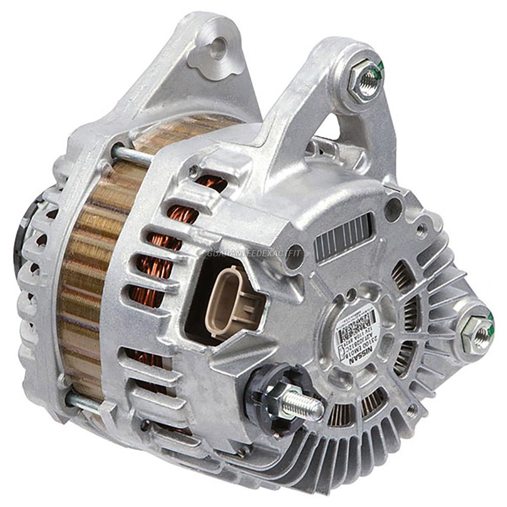 Nissan Versa                          AlternatorAlternator