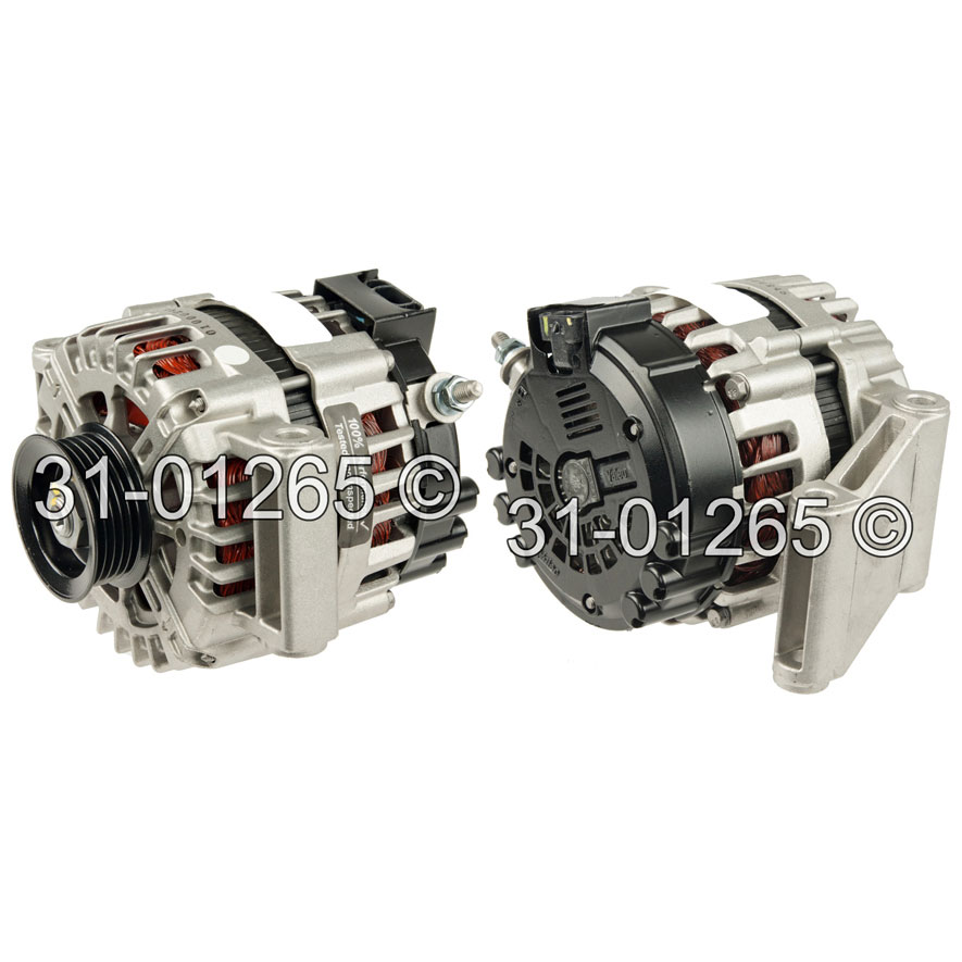 Saturn Aura                           AlternatorAlternator