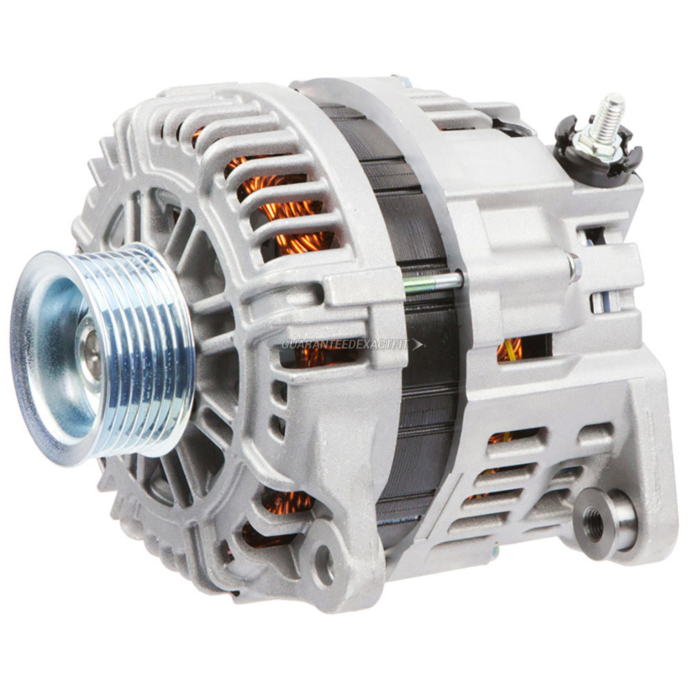 Nissan Titan                          AlternatorAlternator
