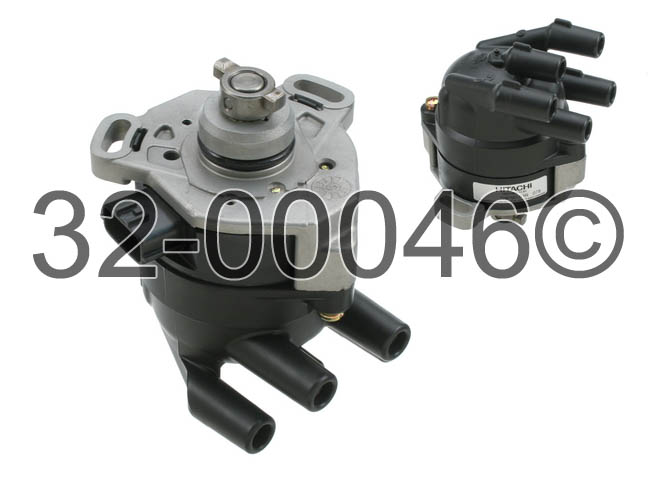 Nissan Altima                         Ignition DistributorIgnition Distributor