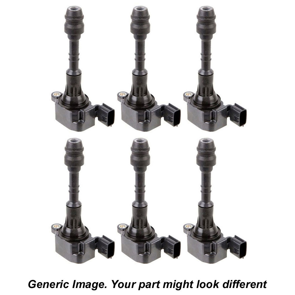 Acura SLX                            Ignition Coil SetIgnition Coil Set