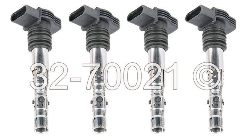 Audi A4                             Ignition Coil SetIgnition Coil Set