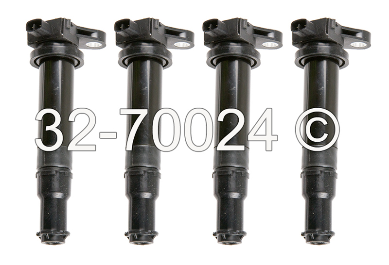 Kia Rio                            Ignition Coil SetIgnition Coil Set